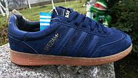 Кроссовки мужские Adidas Spezial. Натуральный замш, прошивка. Производство Индонезия