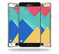 Защитное стекло с рамкой для Samsung Galaxy A7 2017 Duos SM-A720, фото 1
