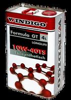 Уникальное масло полусинтетика WINDIGO Formula Hightec 10W-40 5L,