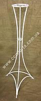 27006 Флора Эйфель 130, разборная свадебная стойка, высота ~ 130 см, диаметр (столешня) ~ 20 см