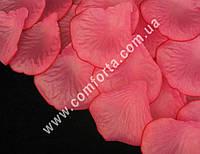 32470-06 Лепестки роз прессованные малиновые (~ 130шт, 14 г), декор искусственный