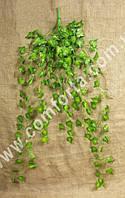 27207 Плющ искусственный, 8 веток, высота ~ 95 см, зелень декоративная