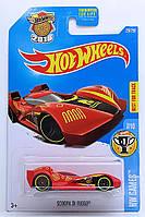 Hot Wheels Машинка SCOOPA DI FUEGO 237/250 (США)