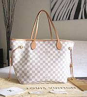 Женския сумока реплика Louis Vuitton Луи Виттон Белая , белый цвет