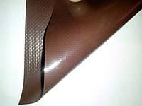 Ткань тентовая цвет коричневый