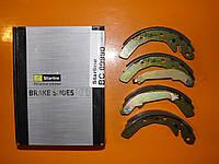 Тормозные колодки задние Starline BC 09990 Daewoo matiz Chewrolet matiz