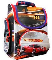 """Школьный рюкзак CF85820 """"Speed of Light"""" для мальчиков"""