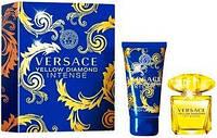 Набор Versace Yellow Diamond Intense (парфюмированная вода 30мл+лосьон для тела 50мл)