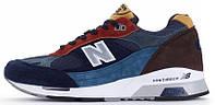 Женские кроссовки New Balance M9915YP Yard Pack (Нью Баланс) синие