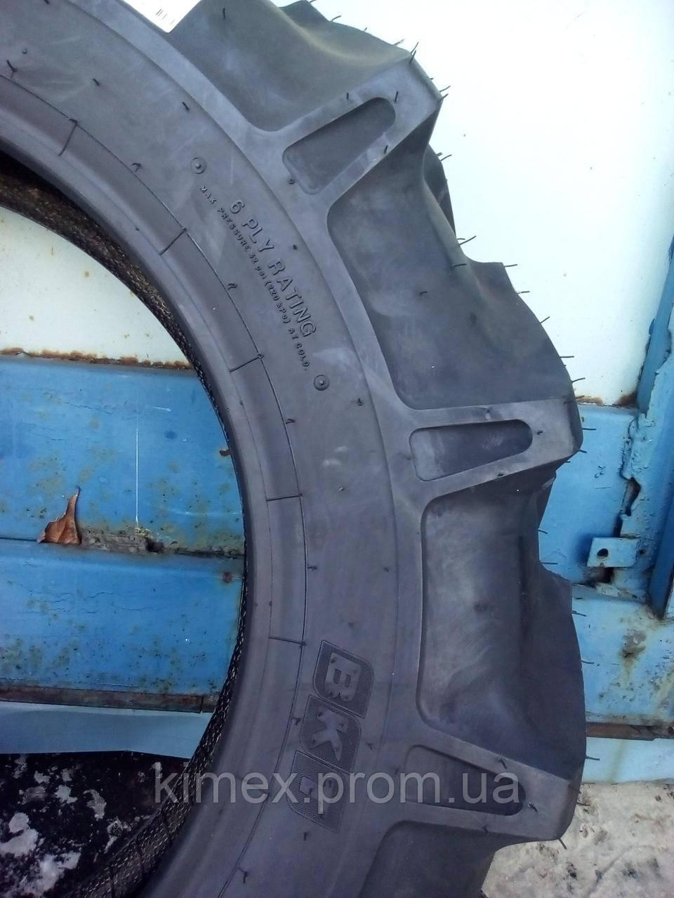 Шины на минитрактор 9.5-22 6PR BKT TR-144 TT (Индия)