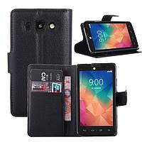 Чехол-бумажник для LG L60 X145