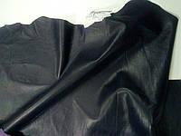 Кожа для пошива одежды темно-фиолетовая