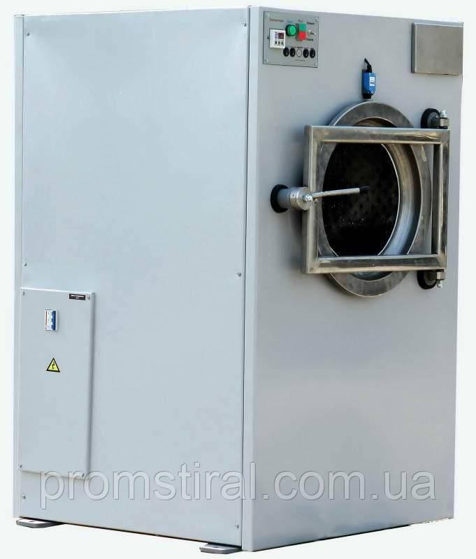 Промышленная стиральная машина СМ-А-12ЭО (порошковая покраска, с отжимом, электр. вид обогрева)