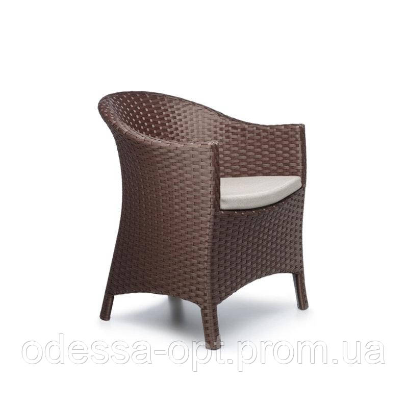 Кресло из техноротанга