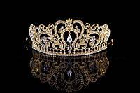 Диадема тиара на голову корона Фиона Тиара Виктория