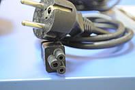 Сетевой кабель ноутбука б.у.