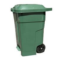 Контейнер для мусора ZTP-120-G 120 л