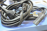 Сетевой кабель 2pin б.у.