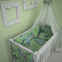 Защита на детскую кроватку Pony