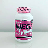 BioTech Mega Fat Burner 90 cap