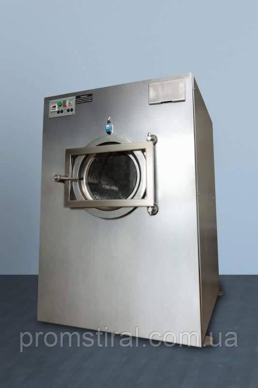Промышленная стиральная машина СМ-А-25ЭО (порошковая покраска, с отжимом, электрический вид обогрева)