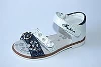 Детская летняя обувь, босоножки для девочки тм Tom.m, р. 27, фото 1