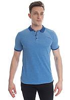 Красивая мужская футболка Polo