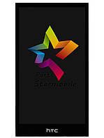 Дисплей для мобильного телефона HTC Desire 601/619d/315n Zara, черный, с тачскрином