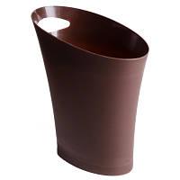Ведро для бумаг Trento 29990 коричневое