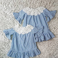 Платья туники блузы для девочек