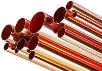 "Труба медная для кондиционеров 1.3/8"" (34,93х1,40 мм) Halcor"