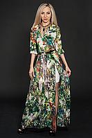Платье шифоновое мод 432-6,размер 44-46,46-48,48-50