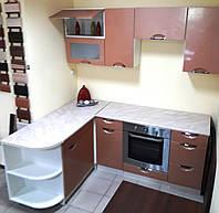 Кухня  ХАЙ-ТЕК  1620 х 2000 / комплект