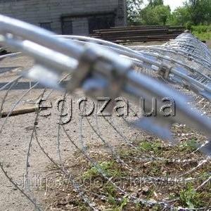 Егоза Супер 1350/9 заграждение из колючей проволоки