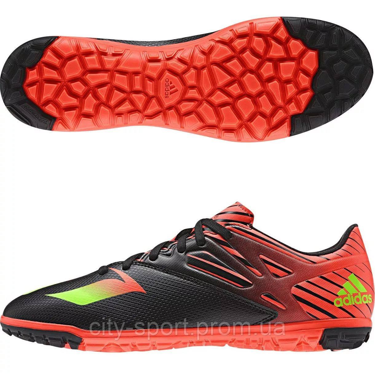 Футбольные сороконожки Adidas Messi 15.3 TF арт.AF4667 -