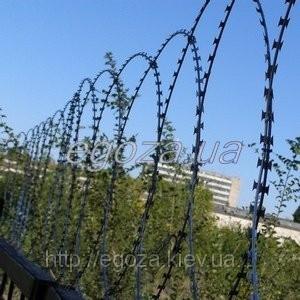 Егоза Кайман 600 заграждение колюче-режущее плоское