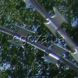 Егоза Супер 1250/9 проволока колючая спиральная