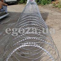 Проволока колючая Егоза Аллигатор 950/7 спираль, фото 1