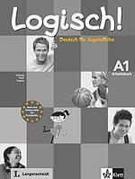 Logisch A1 Arbeitsbuch. Deutsch für Jugendliche (Проекты №32)