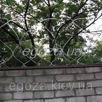 ЗКР-С Егоза-Стандарт 500/3 проволока колючая спиральная