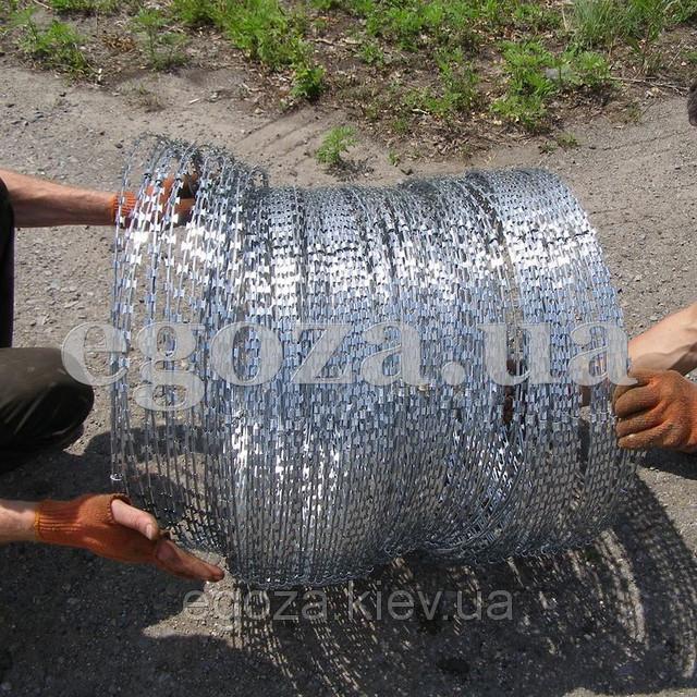 Егоза Кайман 700/5 колючая проволока спиральная