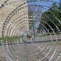 Егоза Стандарт 700/7 спиральная колючая проволока
