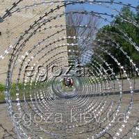 Концертина 900/5 проволока колючая спиральная