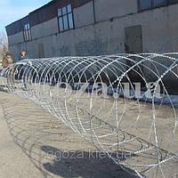 Егоза Кайман 1350/7 спиральная колючая проволока