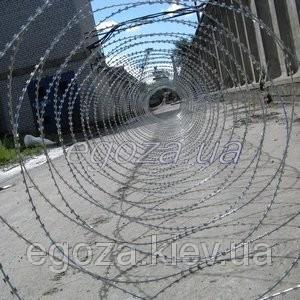 Спираль Концертина 800/5 заграждение колюче-режущее