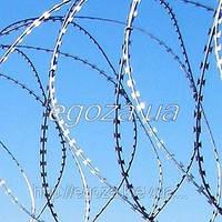 Егоза Стандарт 600/5 ограждение из колючей проволоки