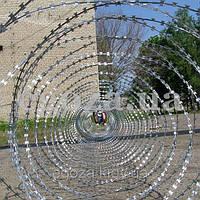 Егоза Кайман 950/7 заграждение колюче-режущее спиральное, фото 1