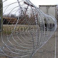 Проволока Егоза Супер 1350/7 колючая спираль