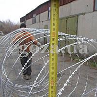 Егоза Супер  2000/11  заграждение колюче-режущее спиральное