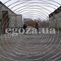 Егоза Супер 2000/9 спиральная колючая проволока, фото 1